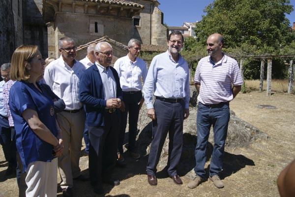 Photo of Rajoy, nas obras da alta velocidade en Ourense