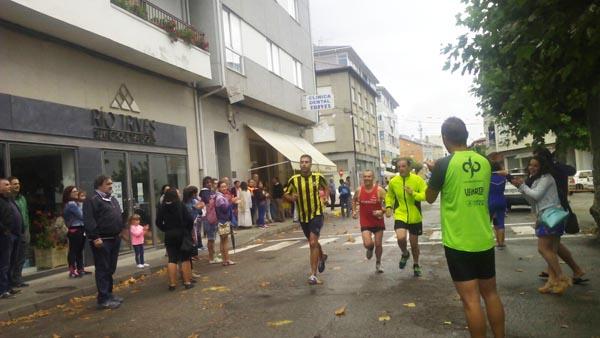 Photo of A I Carreira de San Bartolo reúne a 135 participantes entre nenos e adultos