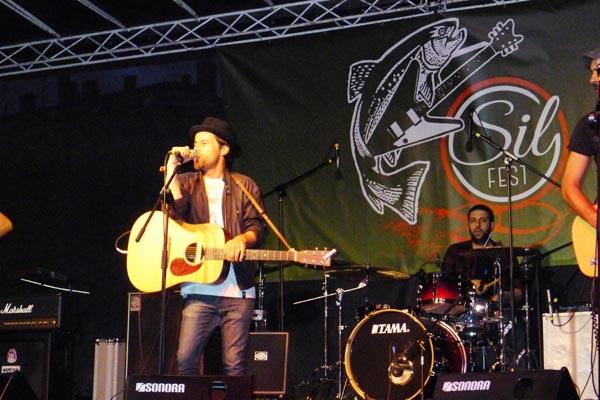 Photo of Música á beira do río no I Silfest