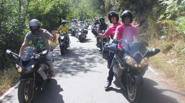 Photo of Ao ritmo das motos en Quiroga