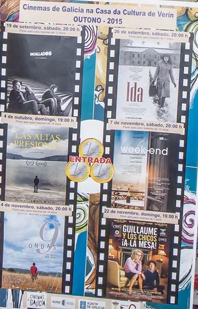 Photo of Cinemas de Galicia, en Verín