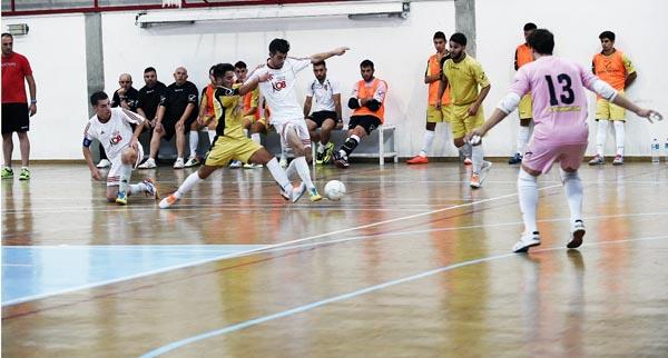 Photo of O fútbol sala regresa a Calabagueiros cos Tres Cuñados