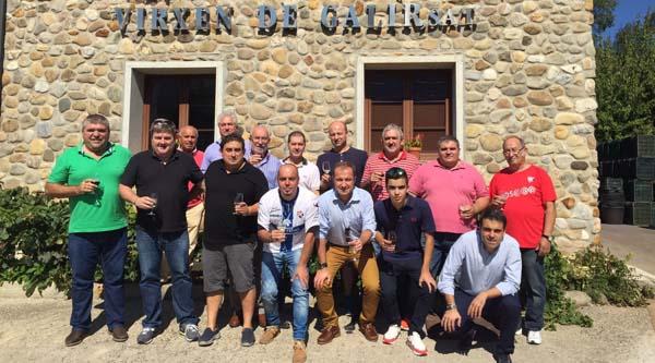 Photo of CD Barco e Alondras CF comparten un Pagos de Galir