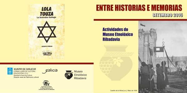 """Photo of """"Historias e memorias"""" no Museo Etnolóxico Ribadavia"""