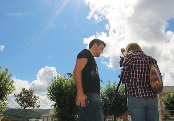 Photo of Cita coa astronomía na Veiga