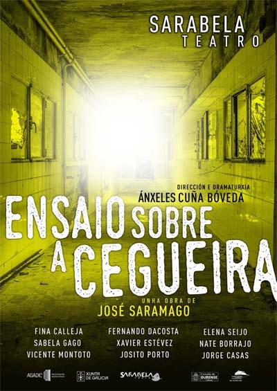 """Photo of Sarabela estrea """"Ensaio sobre a cegueira"""" no Auditorio de Ourense"""
