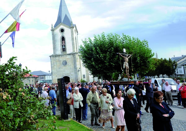 Photo of Trives, de festas tamén en setembro