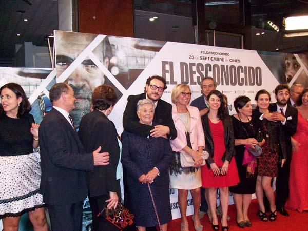 """Photo of """"El Desconocido"""" chega á gran pantalla"""