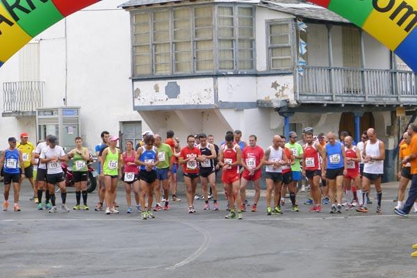 Photo of Proba galega de medio maratón en Petín