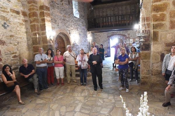 Photo of Percorrido de viño, música e románico polas denominacións ourensás