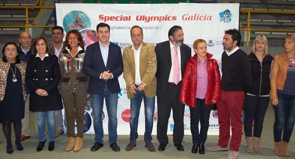 Photo of XX xogos autonómicos de fútbol sala Special Olympics