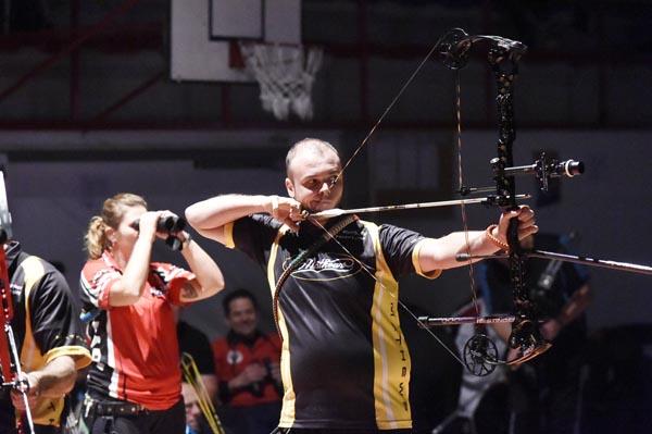 Photo of Federico Pagnoni gaña o Trofeo Arcobarco máis internacional