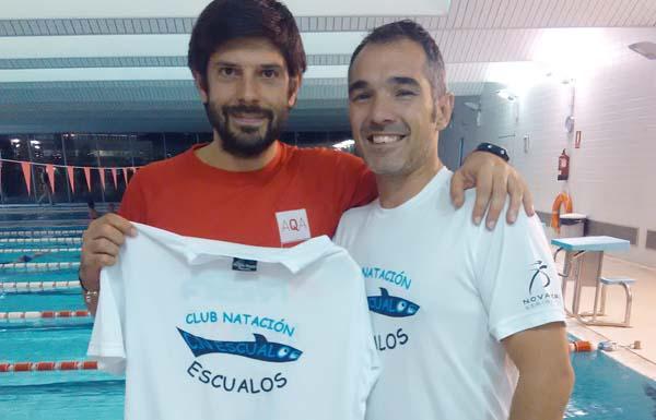Photo of O Club Natación Escualos prepara a tempada