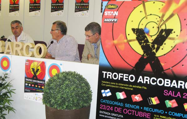 Photo of Preséntase o X Trofeo Arcobarco