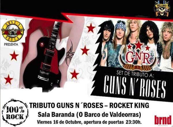 Photo of Concerto de rock na sala Baranda do Barco