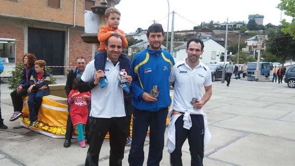 Photo of Un cento de participantes no I Gran Premio de Montaña D.O. Valdeorras