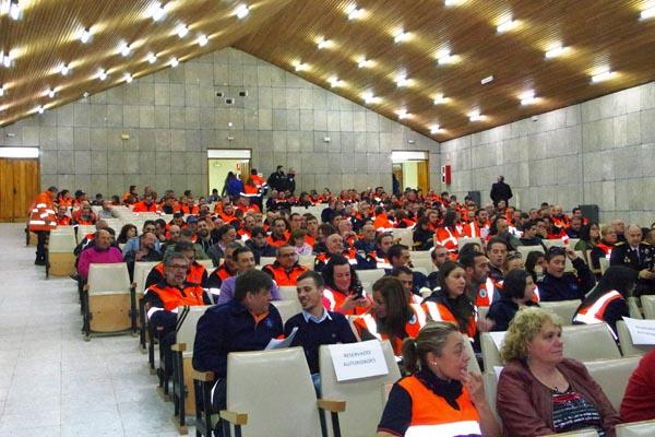 Photo of IV Xornadas de Protección Civil de Ourense, en Baños de Molgas