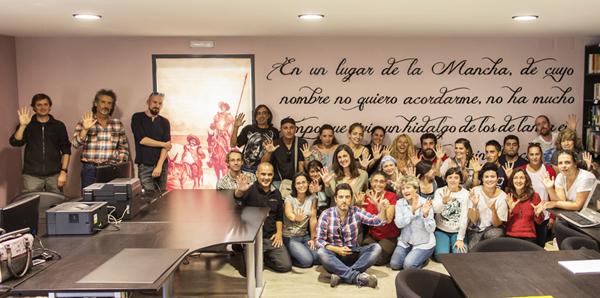 "Photo of A Veiga súmase á iniciativa ""Estrela Cervantes"""