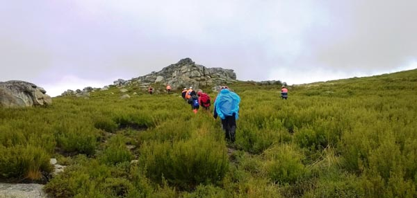 Photo of Clases na serra de Manzaneda