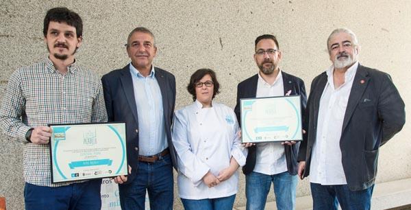Photo of Viños valdeorreses maridan coas tapas ganadoras no XII Concurso Picadillo