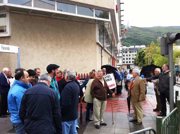 Os emigrantes retornados de Valdeorras volverán a concentrarse o luns 9 de novembro.