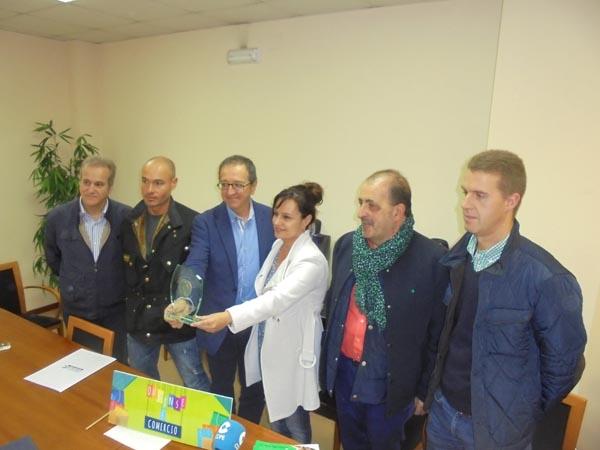 Photo of Dous premios Mercurio para comerciantes valdeorresas