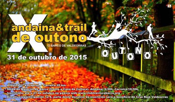 Photo of X Andaina & Trail de Outono, o 31 de outubro no Barco
