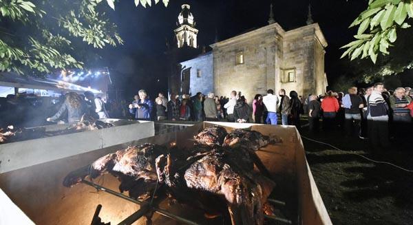 Photo of Unha multitudinaria Romaría da Tuíza