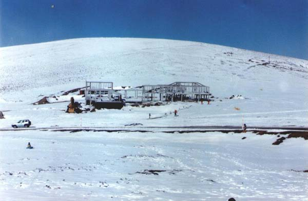 Photo of O Peña Trevinca Barco prepara a tempada de esquí