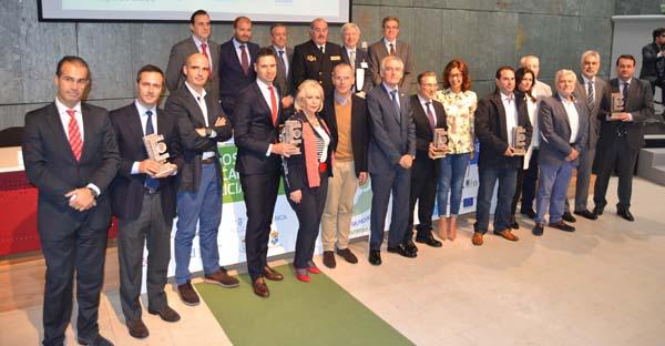 Photo of Expourense entrega os premios 'Líderes en Calidade'