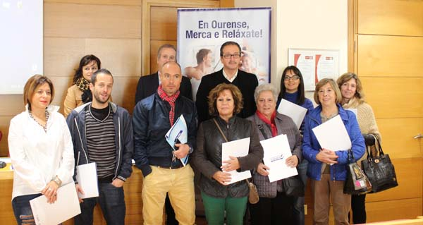 Photo of A Federación de Comercio premia a fidelidade do cliente no comercio ourensán