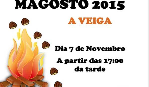 Photo of De magosto, na Veiga