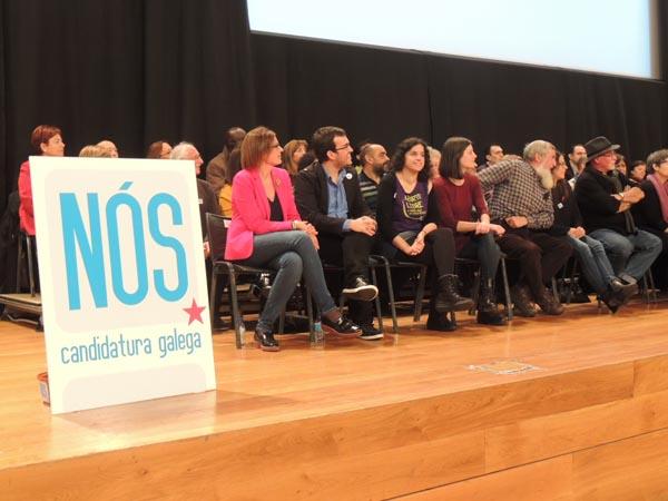 Photo of 1.500 persoas apoian a Nós-Candidatura Galega en Santiago