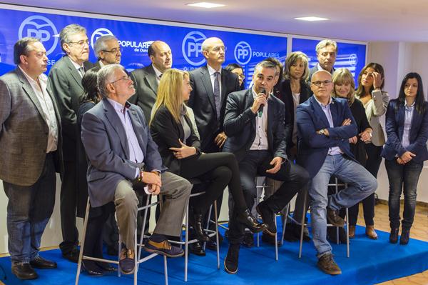 Photo of O PP ourensán dá a coñecer aos seus candidatos nas xerais
