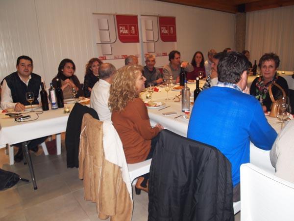 Photo of Boborás reúne ás agrupacións socialistas da provincia de Ourense