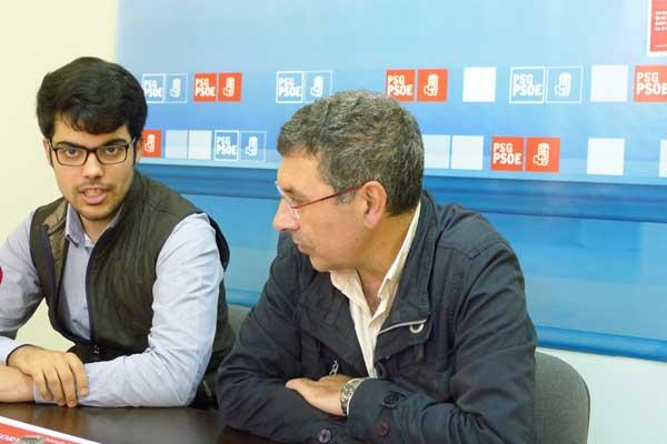 """Photo of Francisco Caamaño e Santiago Roura falarán sobre a """"reforma constitucional"""" no Barco"""
