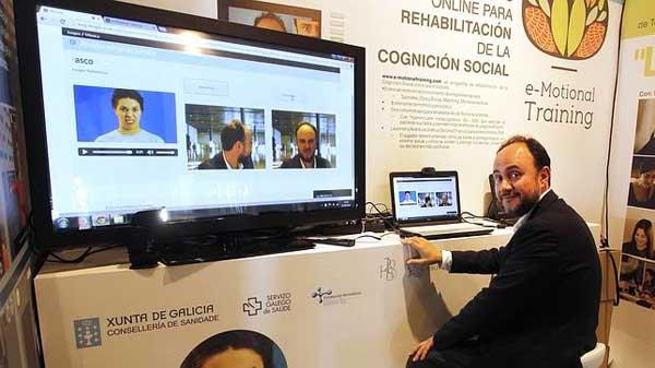 O psiquiatra Alejandro García Caballero.
