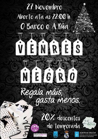 """Photo of O Barco e A Rúa estrean """"Venres Negro"""""""