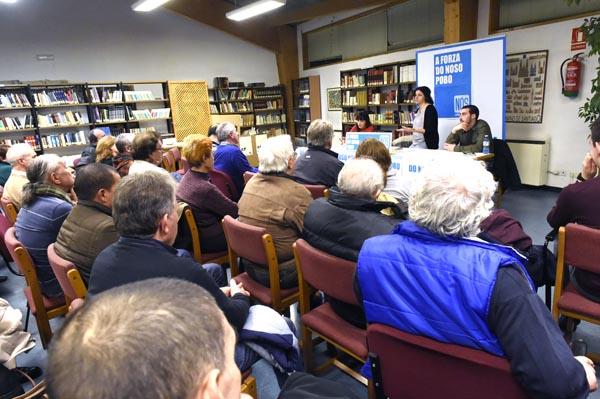 Photo of Noa Presas presenta na Rúa as propostas de NÓS