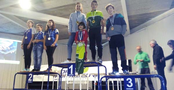 Photo of Novos podios para os orientadores do Peña Trevinca O Barco