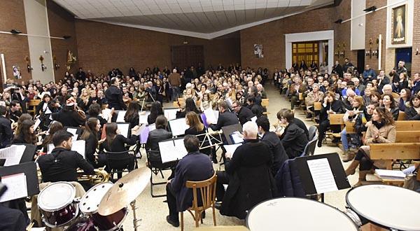 Photo of Entre panxoliñas, co Orfeón Valdeorrés e a Banda de Música do Barco