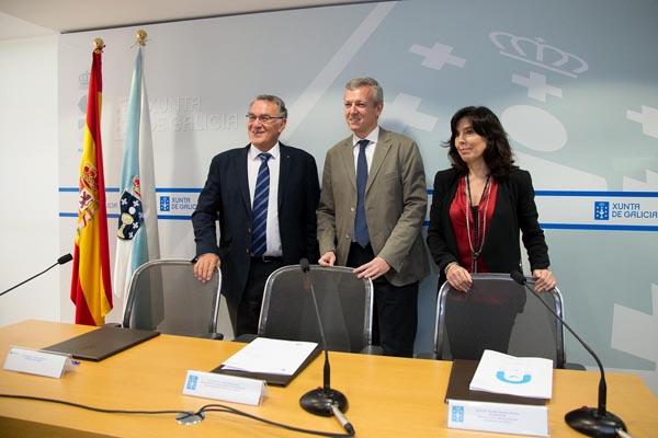 Photo of Convenio entre a Xunta e Fegamp para desenvolver o Plan Inclusión Dixital