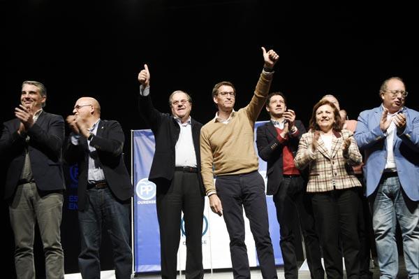 Photo of Mitíns do PP no Barco e na Rúa