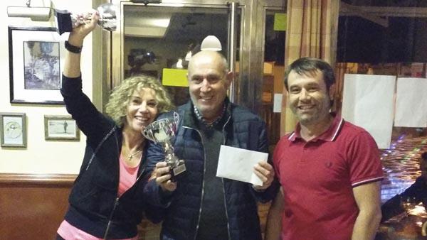 Photo of Alfonso e Carmen, ganadores do XIII Trofeo de Mus Veira Sil