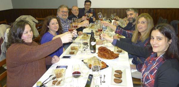 Photo of Encontro de blogueiros gastronómicos no marco da XVI Festa do Botelo do Barco