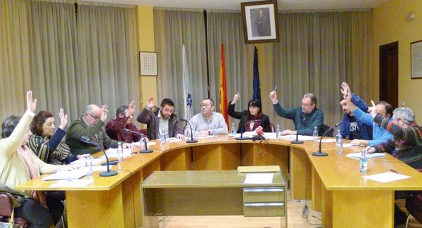 Photo of Unanimidade no primeiro pleno do ano no Concello da Rúa