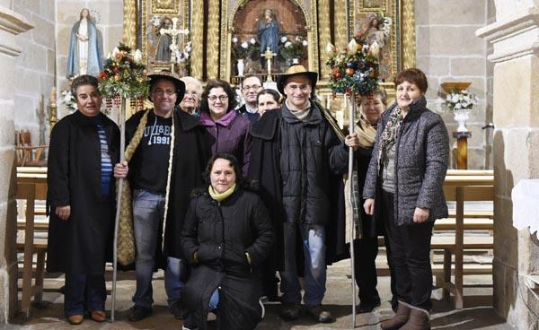 Photo of Cádavos comeza o ano coa antiga Festa de Reis