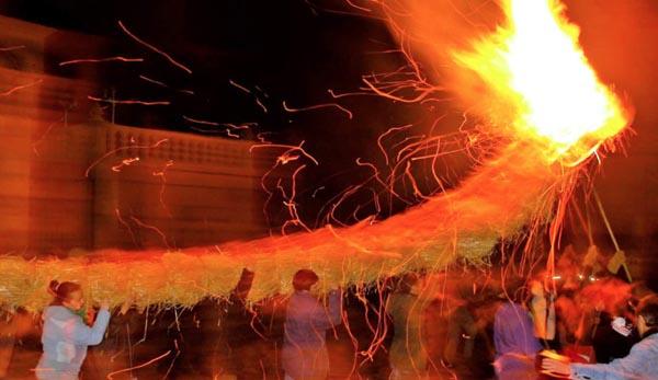 Photo of Exaltación do lume e da palla, nos Fachóns de Castro Caldelas
