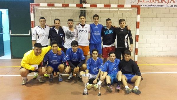 Photo of I Torneo de fútbol sala do Concello de Vilariño de Conso