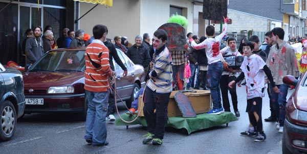 Photo of Ribas de Sil celebrará o desfile de Entroido o 21 de febreiro